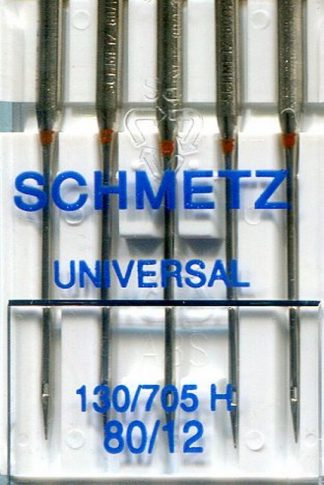 Schmetz Universal Machine Needles 80 / 12