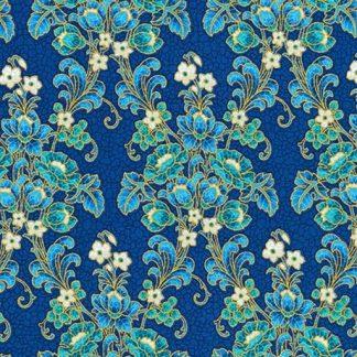 Villa Romana - Blue SRKM-17051-4