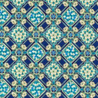 Villa Romana - Blue SRKM-17052-4