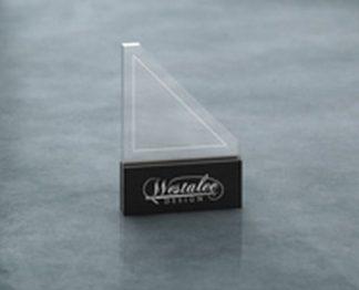 Stash Buster Half Square Triangle Template