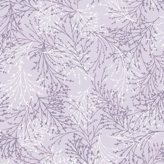 Tossed Sprigs - Lilac 8733P-06