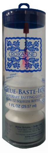 Roxanne Glue-Baste-It Ez-Squeezie Bottle