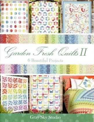 Garden Fresh Quilt 2 (Book)