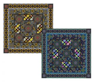 Mystic Window designed by Katia Hoffman - Free Pattern