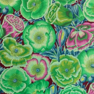 Poppy Garden PWPJ095-GREEN