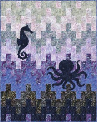 Under the Sea Quilt Kit