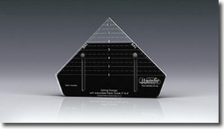 "Westalee 6"" Setting Triangle Ruler"