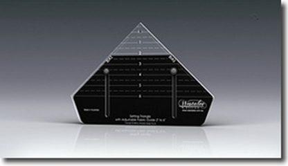 """Westalee 6"""" Setting Triangle Ruler"""