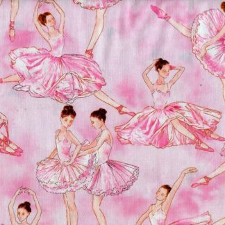 Ballerina - Pink 5163-01