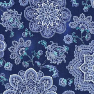 Dutchess Medallions CM5226-Blue