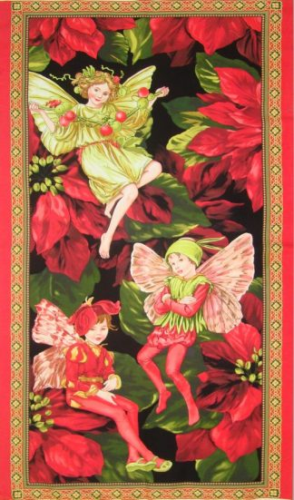 Holiday Fairies Panel Pnl_DC5537