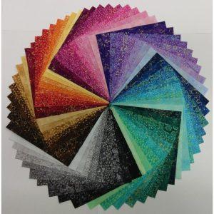 5 Inch Artisan Shimmer Charm Pack