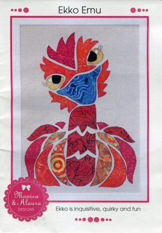 Ekko Emu Pattern