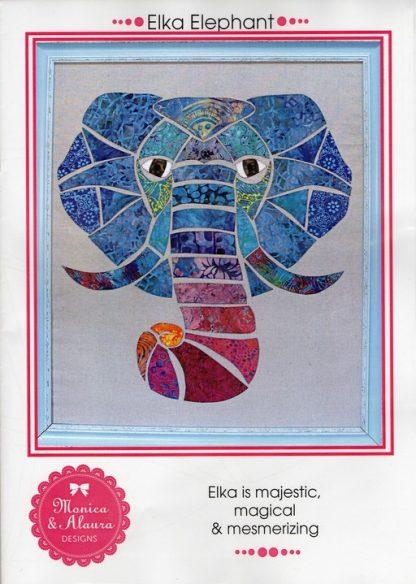 Elka Elephant Pattern