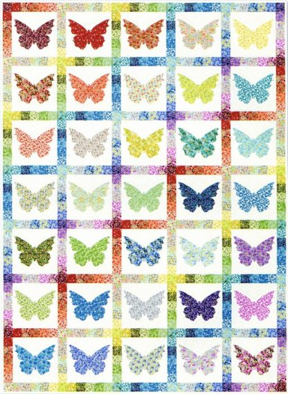 Blooming Butterflies Project Pack