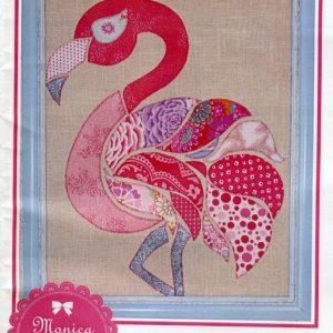 Fi Fi Flamingo Pattern