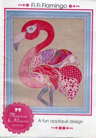 Fi Fi Flamingo Pattern