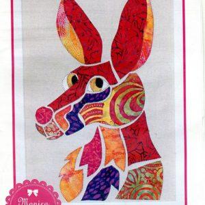 Kyzu Kangaroo Pattern