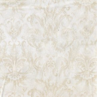 Softened Damask - Creme MAS-103-E
