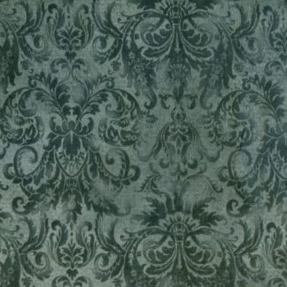 Softened Damask - Teal MAS-103-Q
