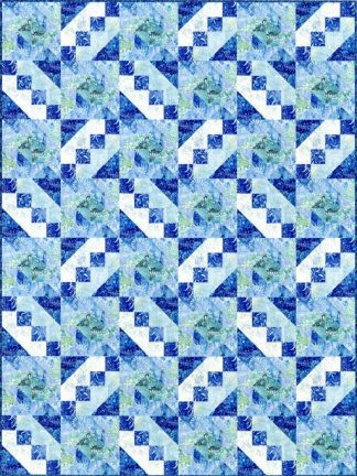 Waterways Quilt Kit