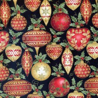 A Festive Season - Black 2646-12