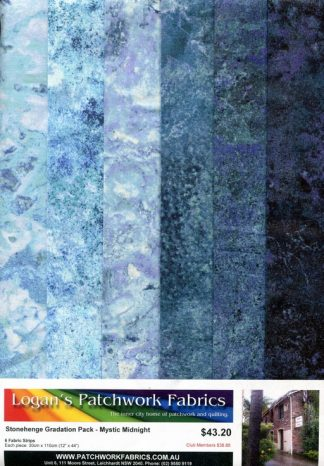 Stonehenge Gradations Pack - Mystic Midnight