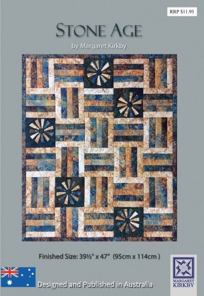 Stone Age Pattern by Margaret Kirkby