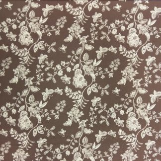 Wide Quilt Backing 46189-BROWN