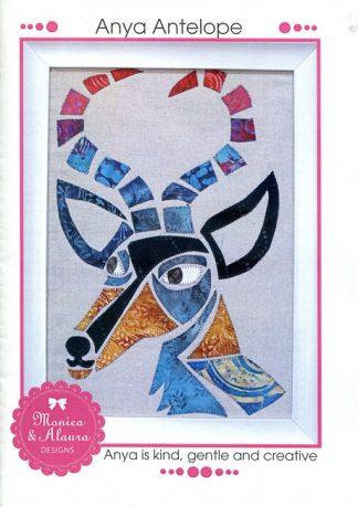 Anya Antelope Pattern