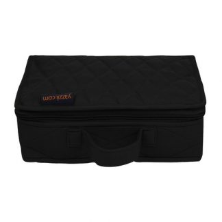 Mini Organizer - Large (Black)