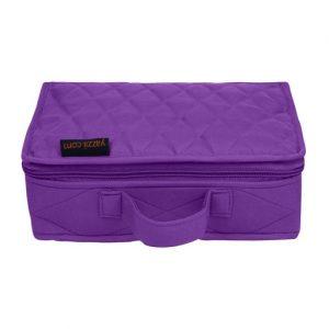 Mini Organizer – Large (Purple)