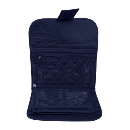 Trifold Craft Project Case (Navy). Open case image.