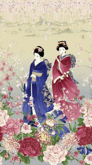 Sakura Panel - Stone