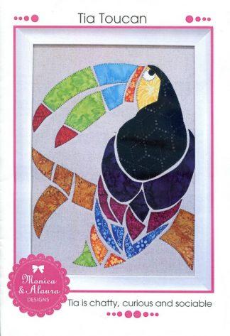 Tia Toucan Pattern
