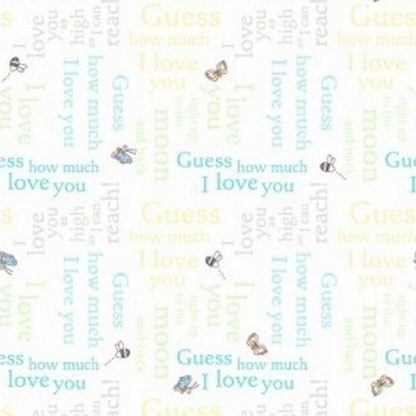 Guess How Much I Love You 2018 Y2520-55
