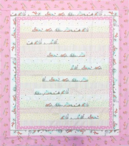 Nursery Strip Quilt Kit