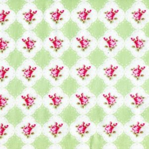 Cameo Rose PWTW066-Green