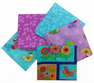 Fat Quarter Bundle - Flight of Fancy