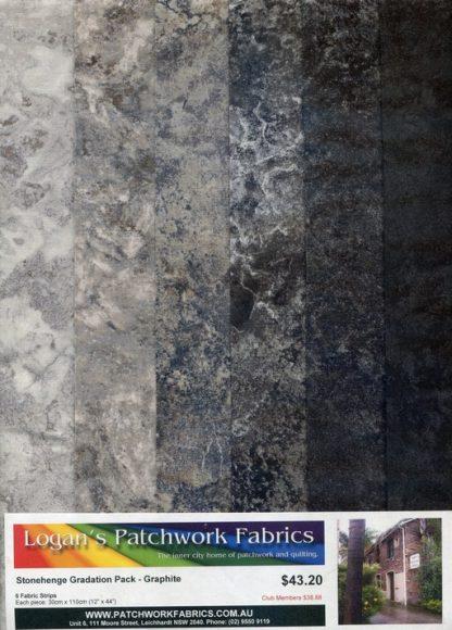 Stonehenge Gradation Pack - Graphite