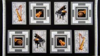 Concerto Panel - Black