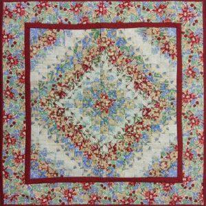 Australian Colourwash Quilt – Finished Quilt