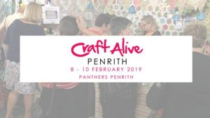 Craft Alive Show - Penrith
