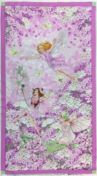Petal Fairies Panel