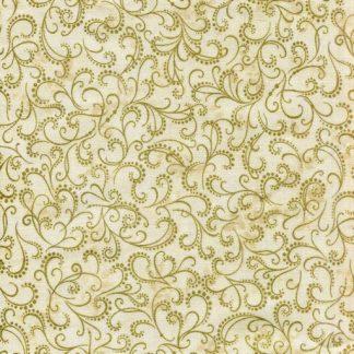 Winter's Grandeur 5 - Ivory SRKM-16583-15