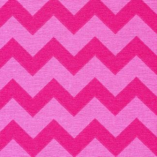 Chevron 48053B-Magenta and Rose