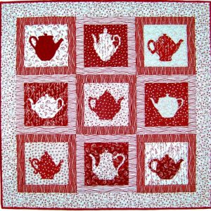 It's Time for Tea Quilt Kit