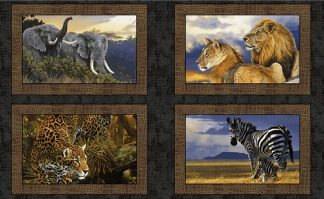 Go Wild Panel 50858DP