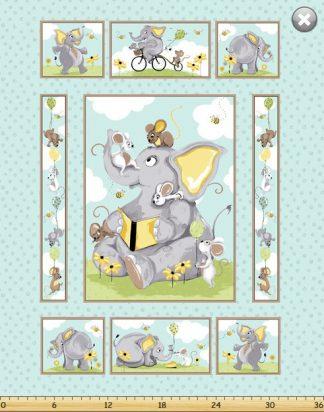 Knightley, The Elephant Panel SB20275-930