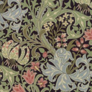 Morris Garden - Ebony 7330-13